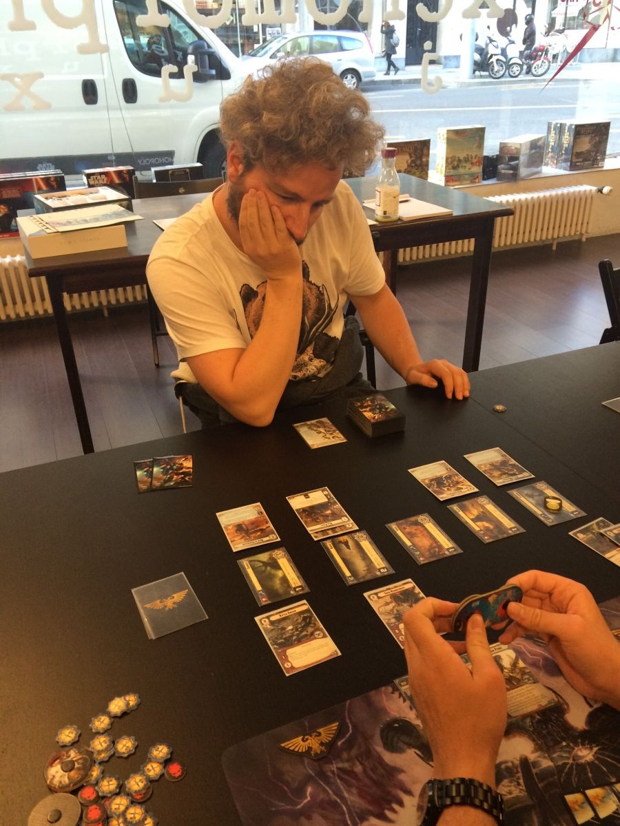 Photos du tournoi A Game of Thrones du 10/10/2015