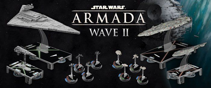 Vague II pour Armada