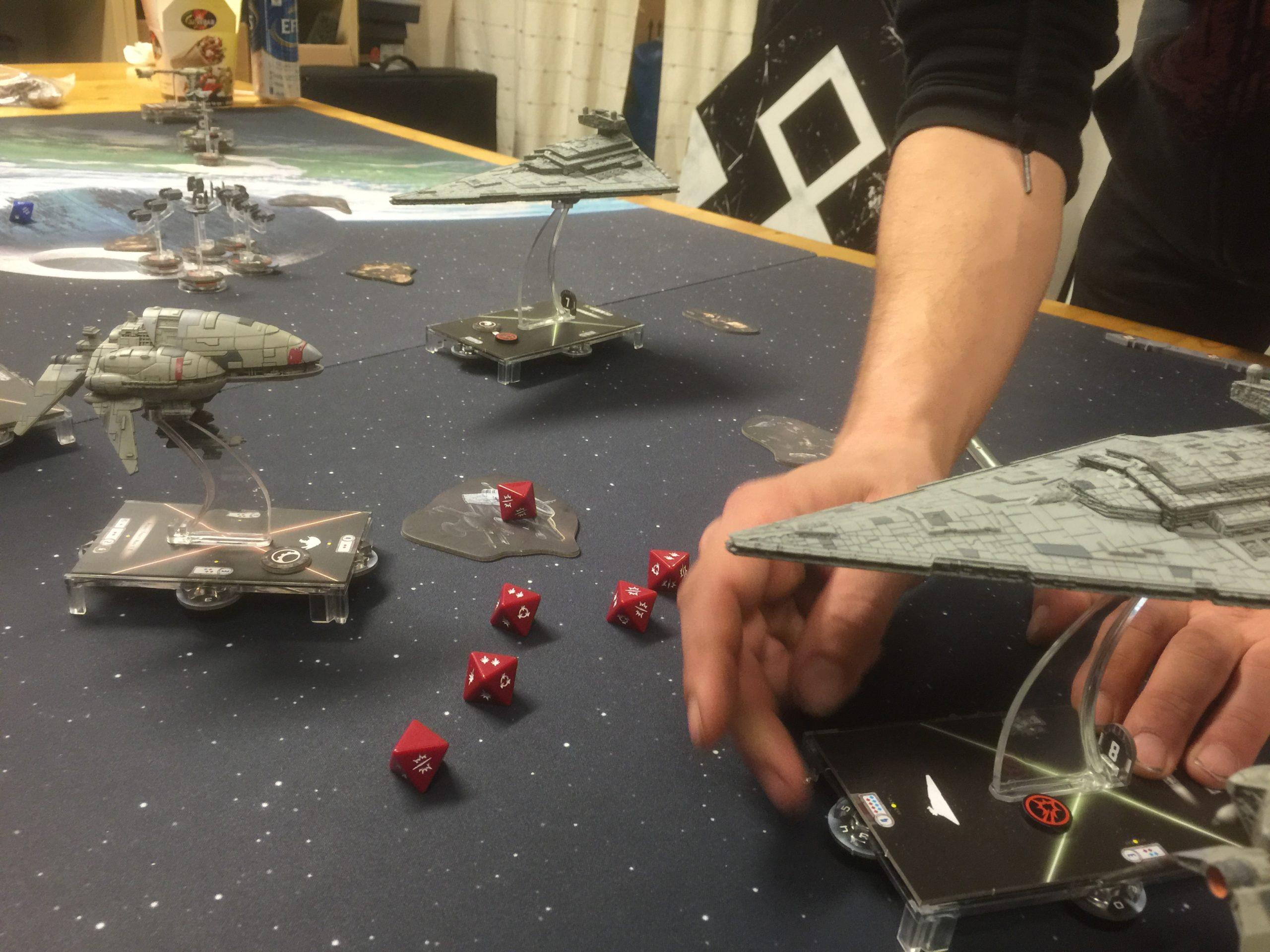 Résultats du Store Championships Star Wars