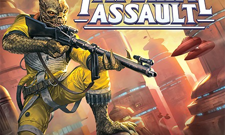 Nouveautés : Imperial Assault The Bespin Gambit et Conquest Legions of Death