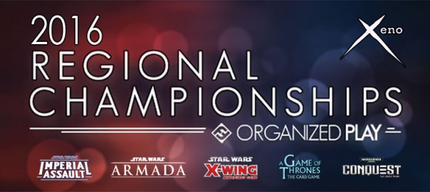 Regional Championships 2016