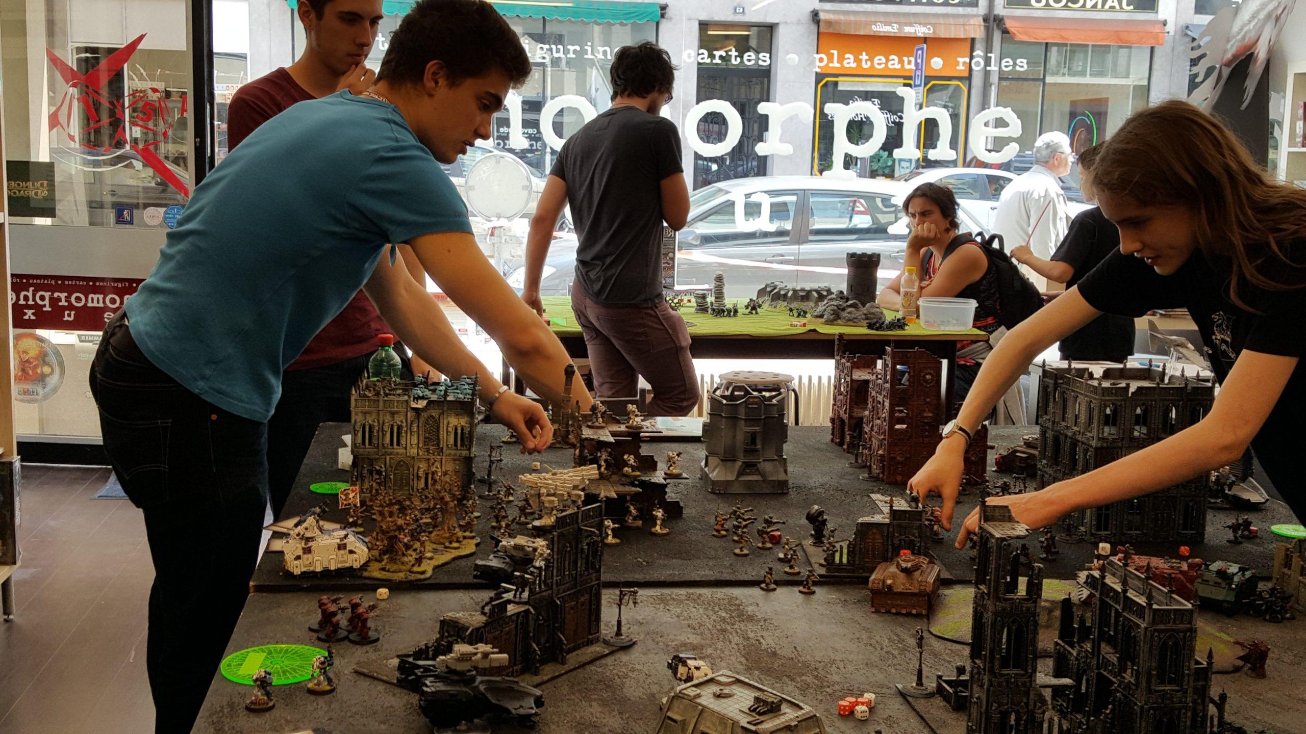 Journée Warhammer 40,000 : les photos !