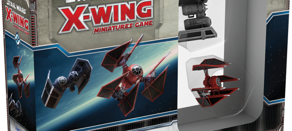 Imperial Veterans pour X-Wing en rayon !