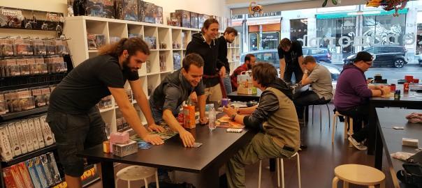 Tournoi Conquest – Résultats et photos