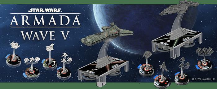 La surprise de Noël : Vague 5 d'Armada et Doom