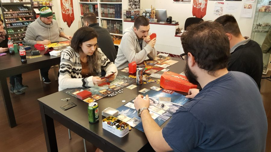 A Game of Thrones Store Championship – Photos et résultats
