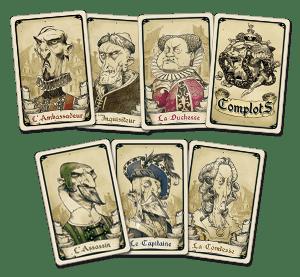 Cartes-complots