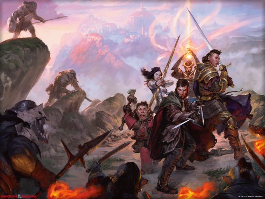 Donjons & Dragons 5 traduit en français !