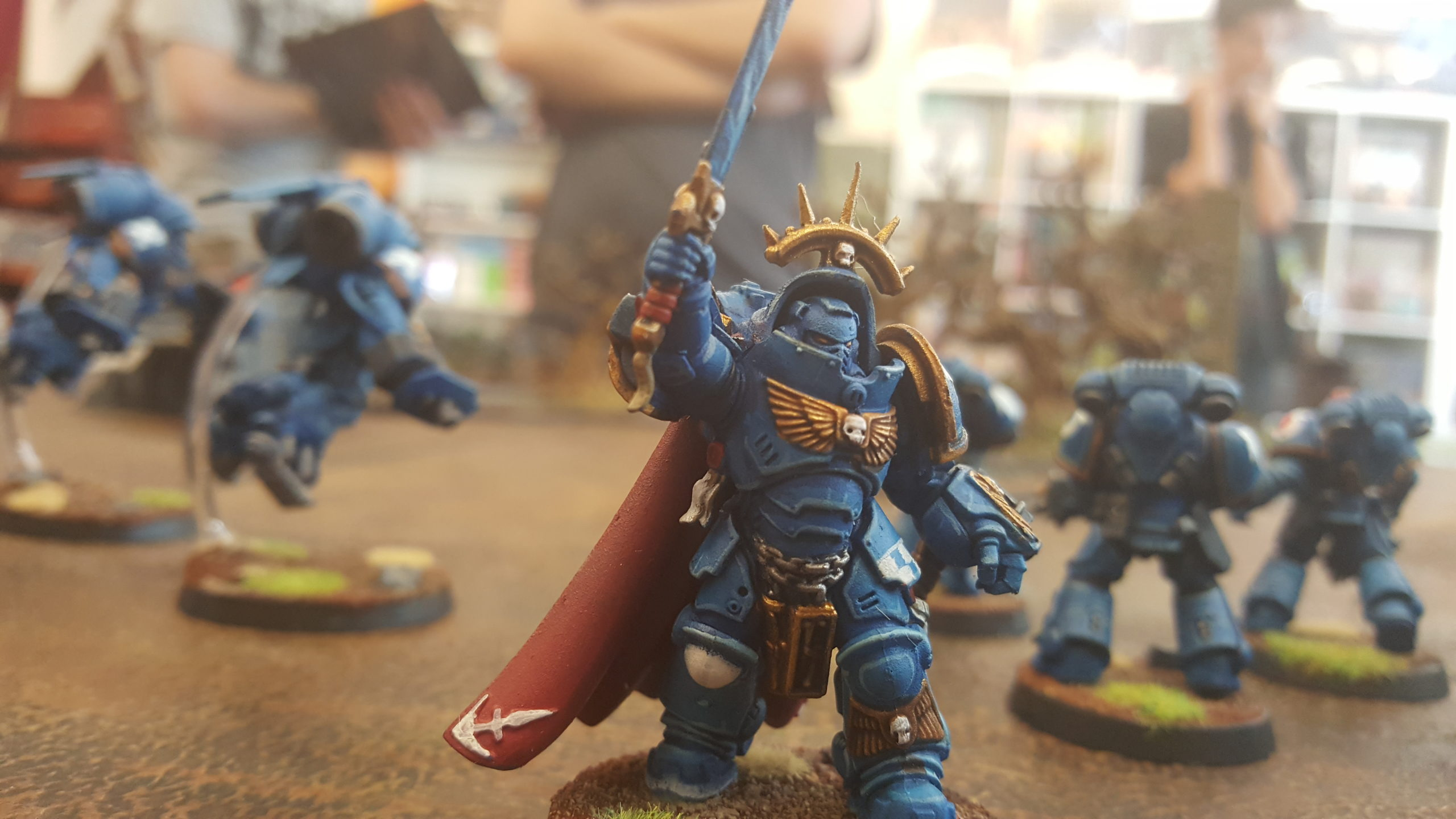 Launch Day Dark Imperium – Les photos