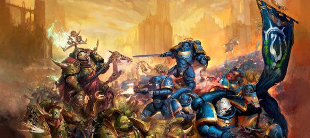 Dark Imperium : le nouveau Warhammer 40'000 !