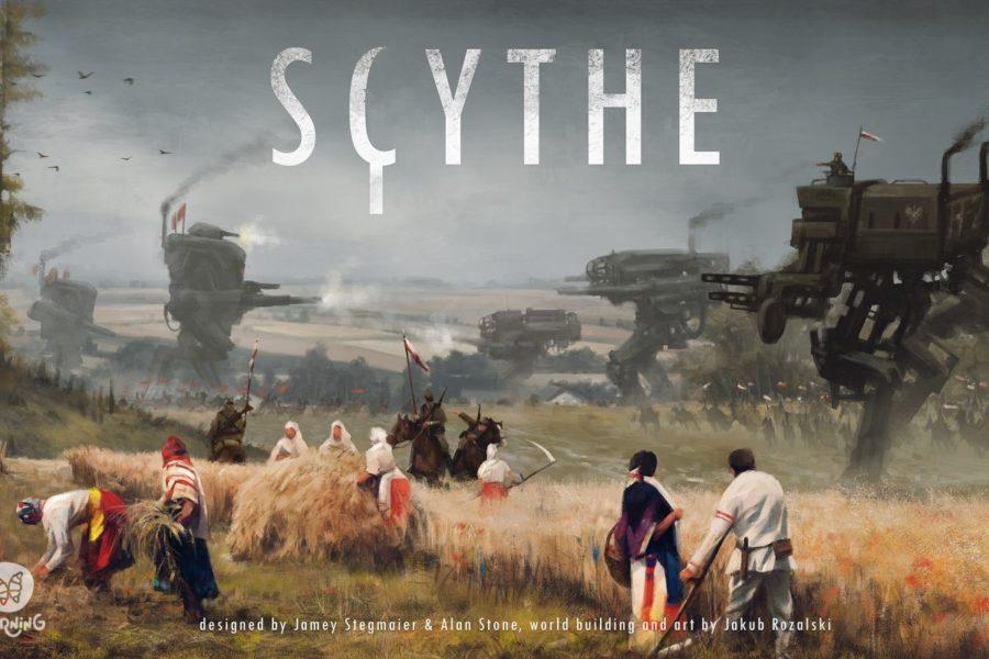 Scythe en boutique !