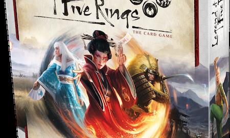 Legend of the Five Rings the Card Game : la précommande !