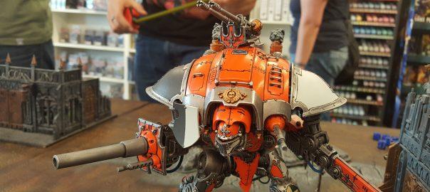 Tournoi amical Warhammer 40 000 – Les photos et les résultats