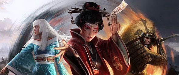 Choisissez votre clan ! Les sept factions de Rokugan