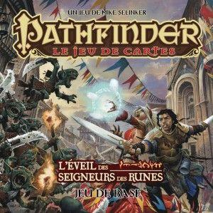 Initiation – Pathfinder, le jeu de cartes