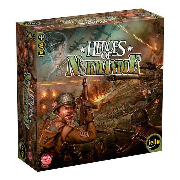 Initiation – Heroes of Normandie