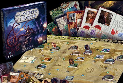 Arrivage massif de jeux de plateau en français