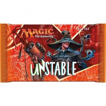 Draft Magic Unstable