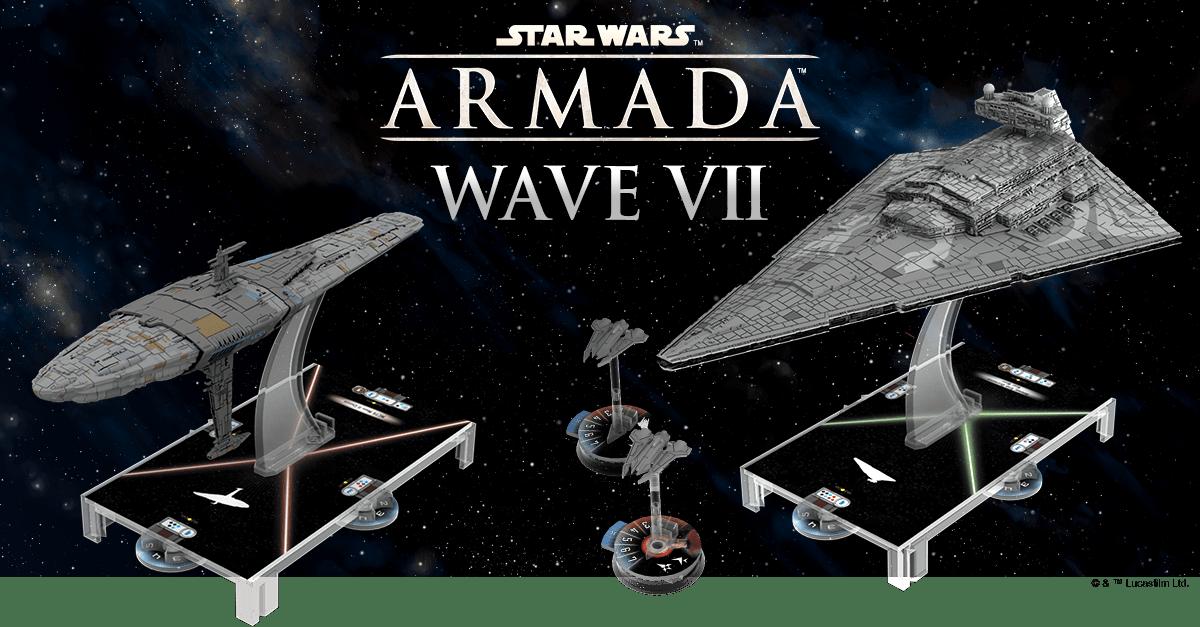 Nouveautés Armada et Dragonshield
