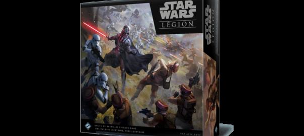 Jeudi du Jedi Spécial Star Wars Legion