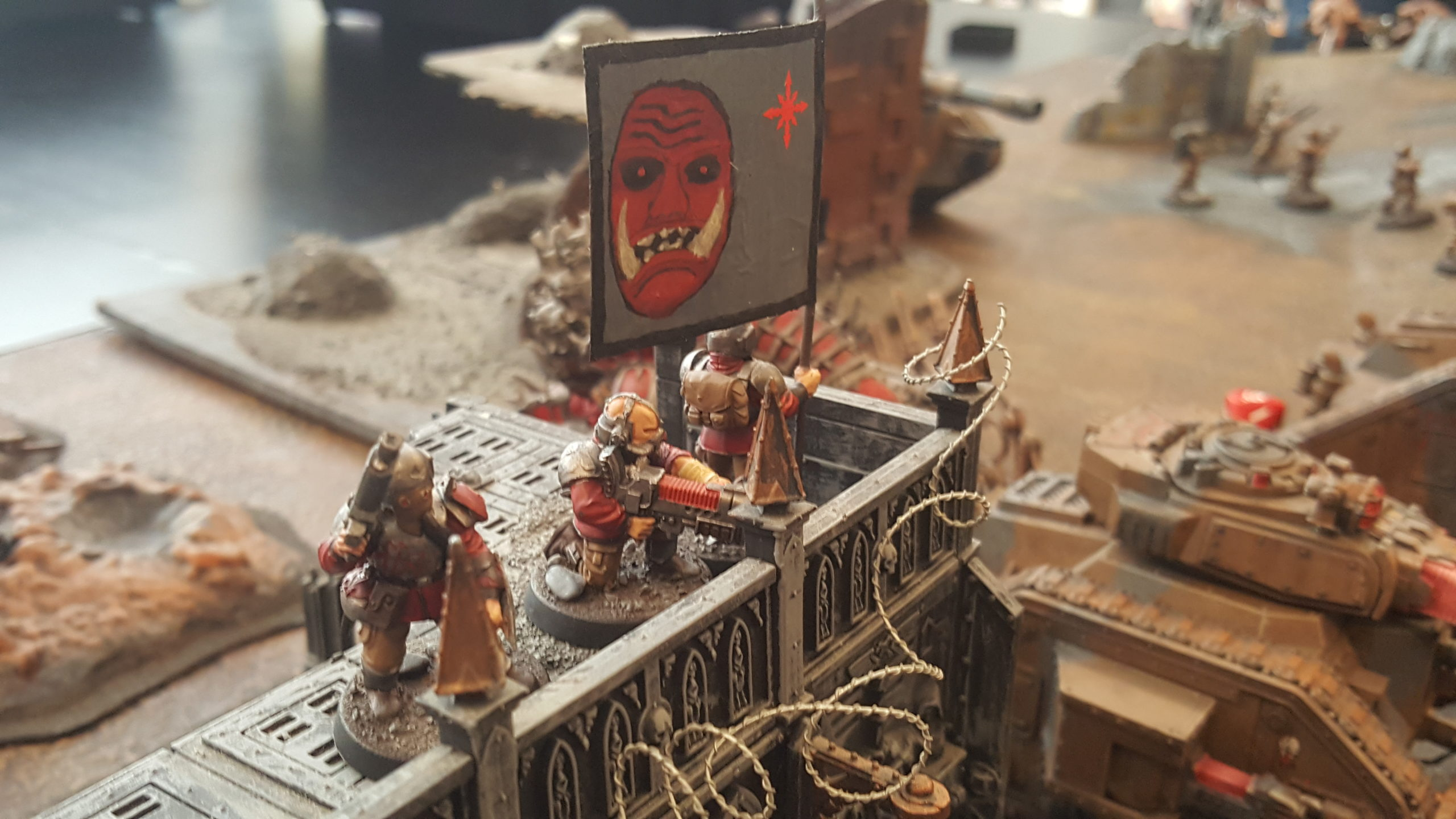 La Guerre de l'Arca – Semaine 1