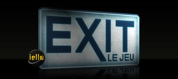 Les nouveaux Exit sont arrivés !