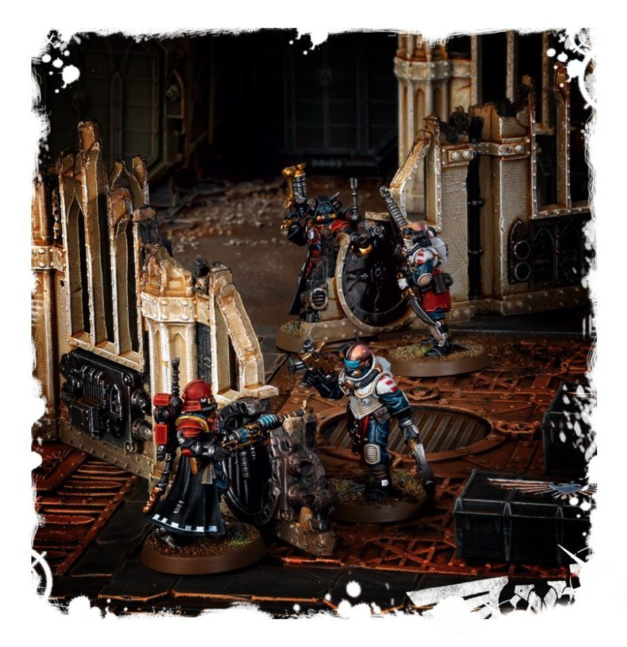 Launch Day – Kill Team