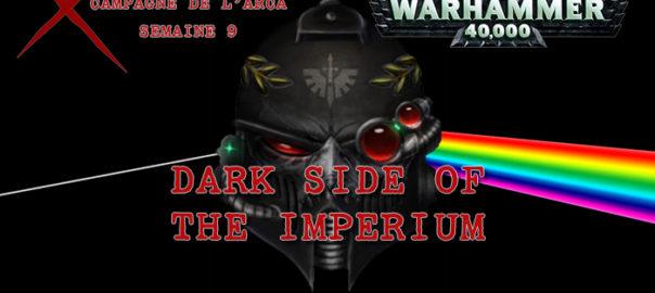 La Guerre de l'Arca – Semaine 9