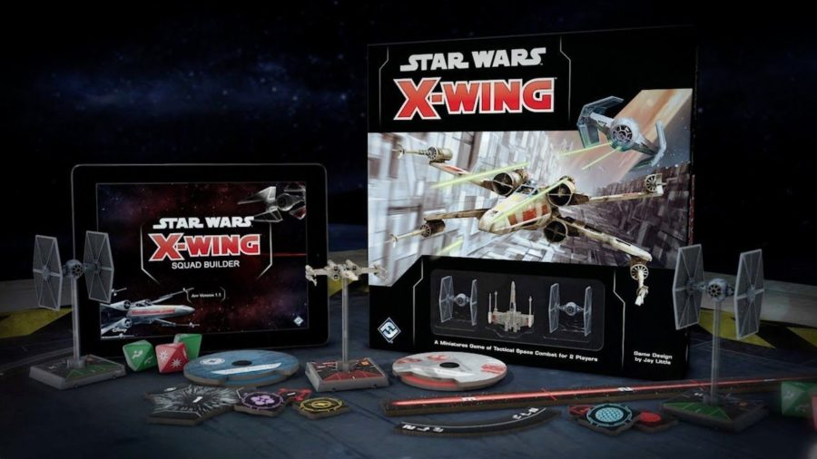X-Wing V2 est en boutique !
