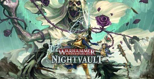 Warhammer Underworlds : la Ligue !