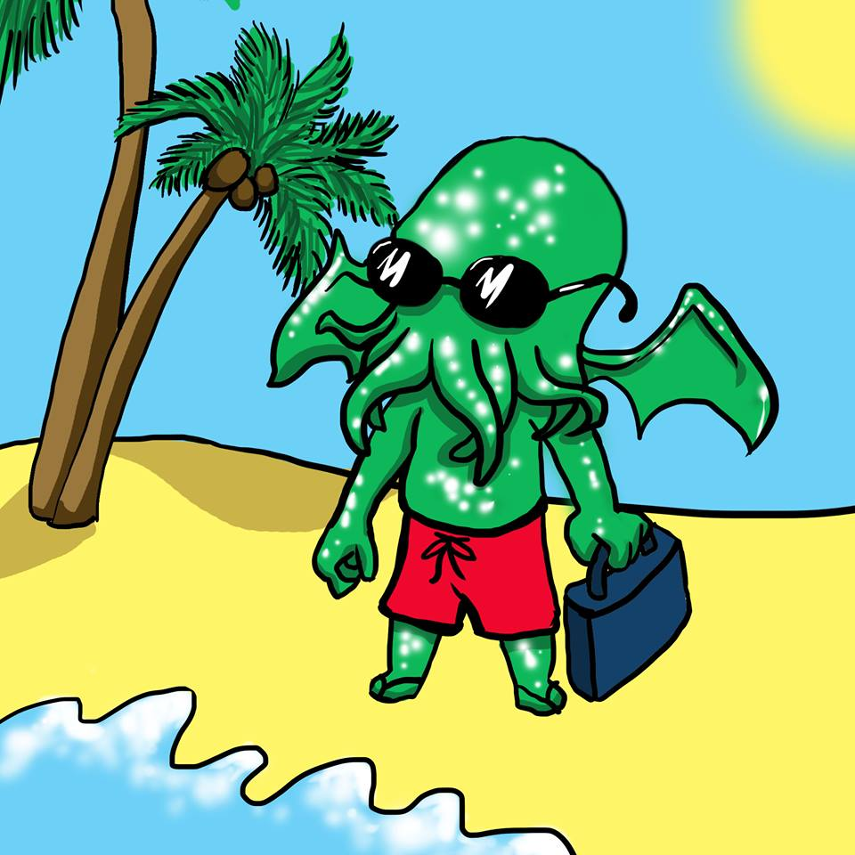 Les vacances de Xenomorphe
