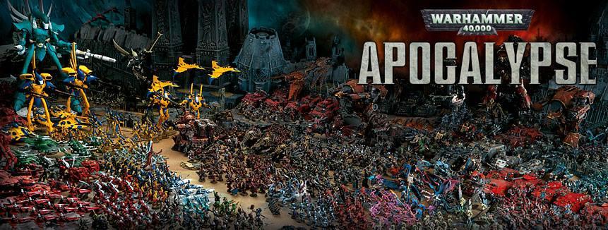 Warhammer 40,000 : Apocalypse !
