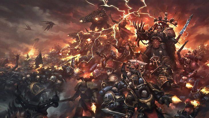 Tournoi Warhammer 40,000