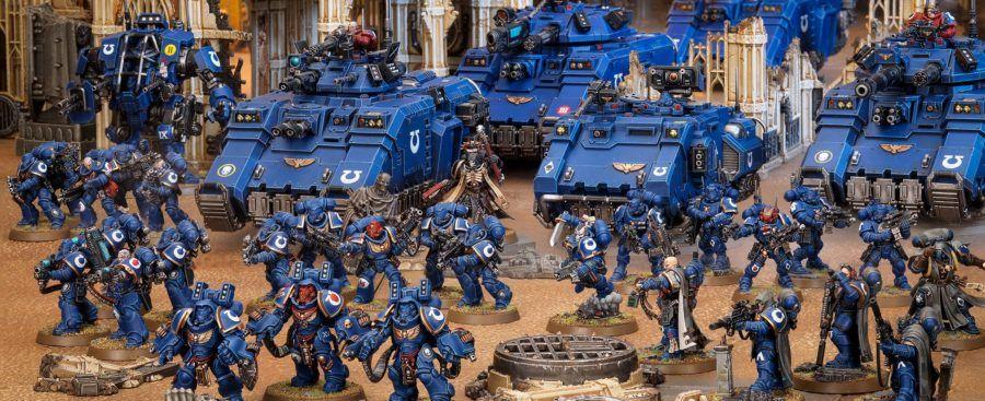 Journée Warhammer 40,000